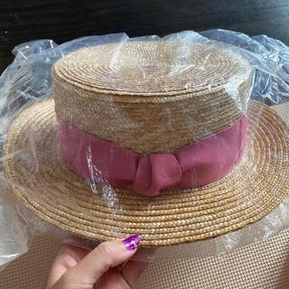eimy istoire - 【新品】エイミーイストワール♡麦わら帽子♡カンカン帽