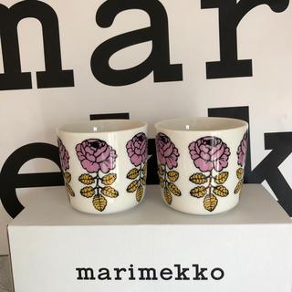 marimekko - マリメッコ  ヴィヒキルース  ラテマグ 新品