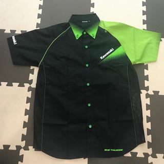 カワサキ(カワサキ)のkawasaki カワサキ 半袖シャツ(装備/装具)
