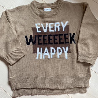 チャオパニックティピー(CIAOPANIC TYPY)のセーター(ニット)