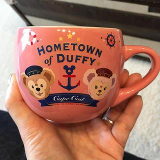 ディズニー(Disney)のディズニーダッフィースーペリアマグカップ(グラス/カップ)