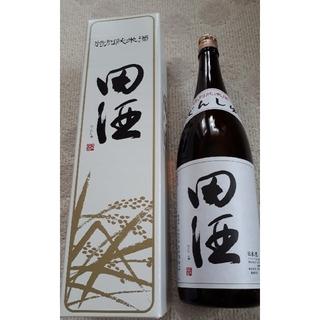 特別純米酒 田酒 一升瓶(日本酒)
