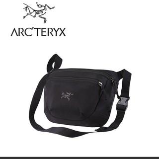 アークテリクス(ARC'TERYX)の新品 アークテリクス マカ2 ブラック ボディバッグ(ショルダーバッグ)