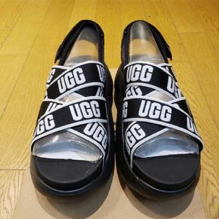 UGG - ugg 厚底サンダル