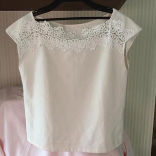 クチュールブローチ(Couture Brooch)のクチュールブローチトップス美品(カットソー(半袖/袖なし))