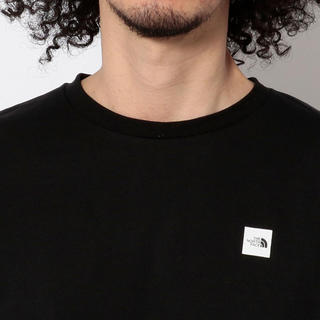 THE NORTH FACE - THE NOTH FACE L/S スモールボックス ロゴティー Sサイズ 新品