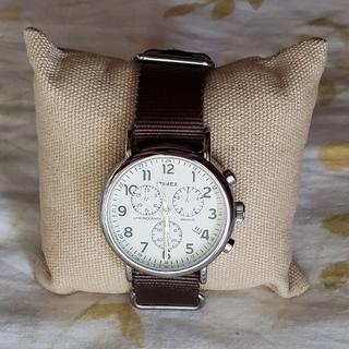 タイメックス(TIMEX)のTIMEX ウィークエンダー クロノグラフ(腕時計(アナログ))
