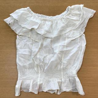 マジェスティックレゴン(MAJESTIC LEGON)の美品 カットソー(Tシャツ/カットソー(半袖/袖なし))