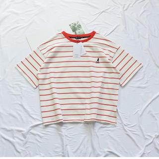 KANGOL - KANGOL(カンゴール)マルチボーダーTシャツ