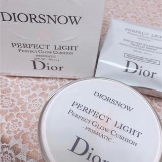 Dior - 【新品】ディオール スノー パーフェクト ライト クッション 000 限定 完売