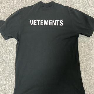 Balenciaga - vetements ロゴtシャツ