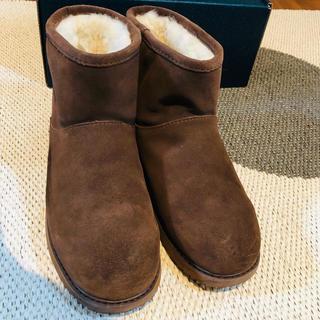 エミュー(EMU)のEMU AUSTRALIA  エミュー 防水 シープスキン ブーツ (ブーツ)