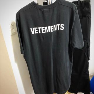 バレンシアガ(Balenciaga)のvetements staff tシャツ(Tシャツ/カットソー(半袖/袖なし))
