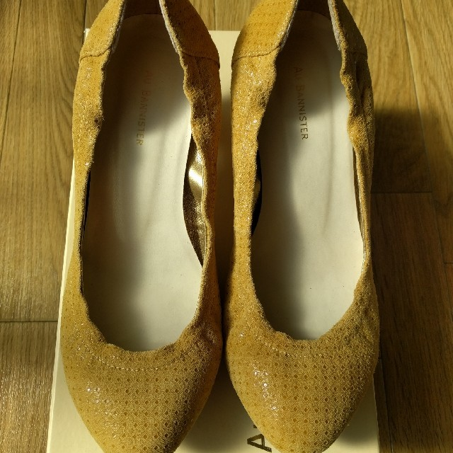 AU BANNISTER(オゥバニスター)のAU BANNISTER パンプス 37 レディースの靴/シューズ(ハイヒール/パンプス)の商品写真