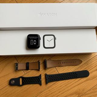 Apple Watch - Apple Watch Series 4 44mm GPS+celスペースグレイ
