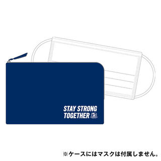 adidas - 横浜Fマリノス 限定 マスクケース STAY STRONG TOGETHER
