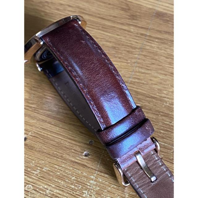 Daniel Wellington(ダニエルウェリントン)のダニエルウェリントン 腕時計 36mm メンズの時計(腕時計(アナログ))の商品写真