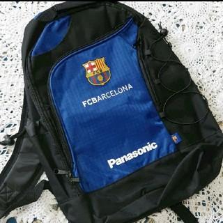 パナソニック(Panasonic)の【リュックサック】FCバルセロナ×パナソニックコラボ(リュック/バックパック)