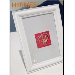 エルメス(Hermes)のレア品:HERMES インテリア用 切手(その他)