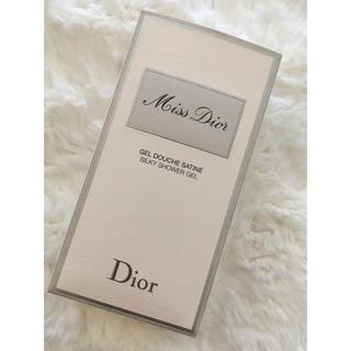 ディオール(Dior)のミス ディオール シャワージェル(ボディソープ/石鹸)