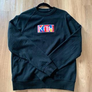 Supreme - Kith color box logo crew neck