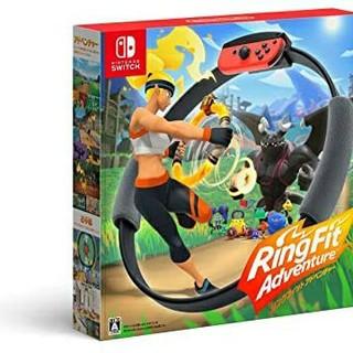 ニンテンドースイッチ(Nintendo Switch)の新品・未使用 リングフィットアドベンチャー Switch(家庭用ゲームソフト)