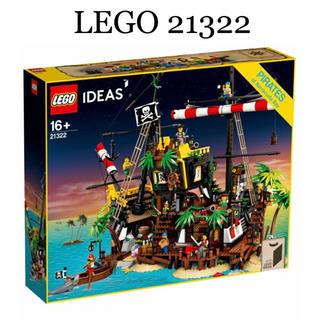 Lego - レゴ (LEGO) アイデア 赤ひげ船長の海賊島 21322
