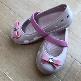 CROSS - クロックス キッズ サンダル 夏 女の子 16.5cm C9