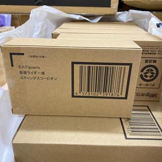 BANDAI - S.H.フィギュアーツ 仮面ライダー滅 スティングスコーピオン 輸送箱未開封