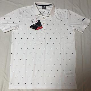 プーマ(PUMA)のPuma ゴルフ ポロシャツ メンズ 新品未使用❗️(ポロシャツ)