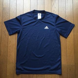 adidas - アディダス ワンポイントTシャツ Sサイズ