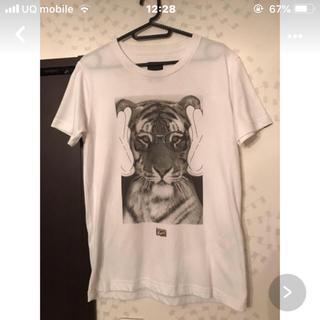 オニツカタイガー(Onitsuka Tiger)のオニツカタイガーTシャツ(Tシャツ/カットソー(半袖/袖なし))