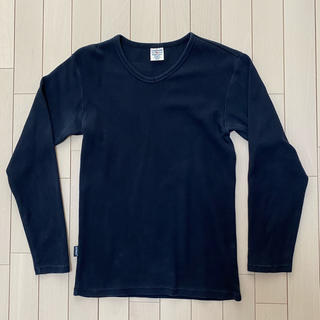 アヴィレックス(AVIREX)の【AVILEX】ヘンリーネック ロングスリーブ Tシャツ(Tシャツ/カットソー(七分/長袖))