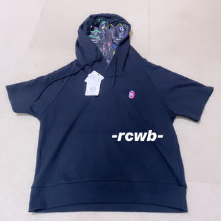 RODEO CROWNS WIDE BOWL - RCWB American youth 半袖パーカー