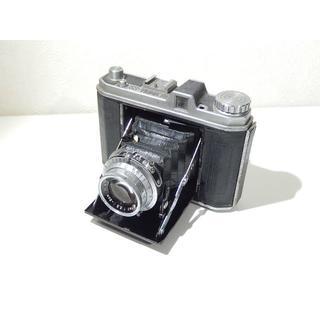 オリンパス(OLYMPUS)のレア 珍品 OLYMPIA-SS オリンピア 蛇腹カメラ(フィルムカメラ)