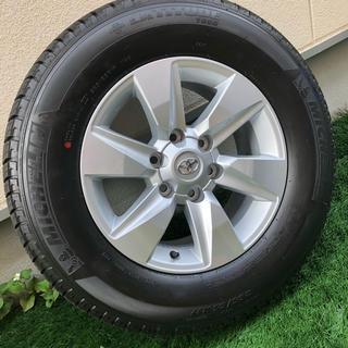 トヨタ - プラド 純正タイヤ ホイール