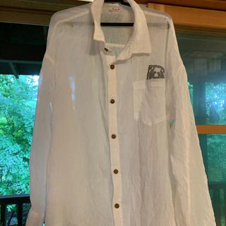 titicaca - チチカカ 長袖シャツ ホワイト