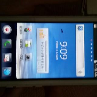 アクオス(AQUOS)のAQUOS phone SH13C(スマートフォン本体)