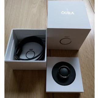 oura ring balance black, US8(オーラリング )(リング(指輪))