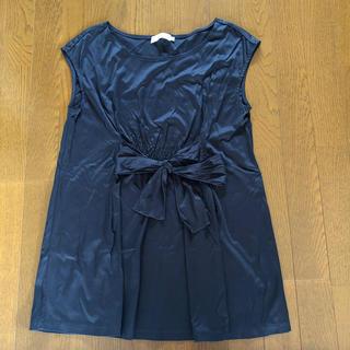 クチュールブローチ(Couture Brooch)の新品 Couture Brooch ノースリーブ(Tシャツ(半袖/袖なし))