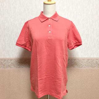 ユニクロ(UNIQLO)の新品 ユニクロ ストレッチ カノコ ポロシャツ ドライ XL タグ付き 未使用(ポロシャツ)