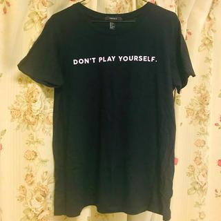 フォーエバートゥエンティーワン(FOREVER 21)のフォーエバー21  ピンクロゴの可愛いTシャツ(Tシャツ(半袖/袖なし))