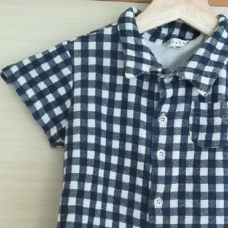 エニィファム(anyFAM)のanyFAM 半袖シャツ 100cm(Tシャツ/カットソー)