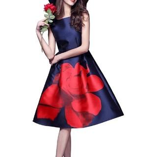 TED BAKER - 薔薇のドレス 【932】