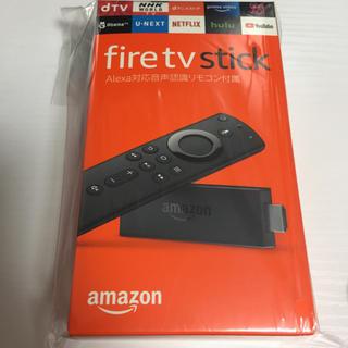 新品未開封 Fire TV Stick - Alexa対応音声認識リモコン付属
