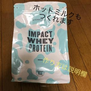 マイプロテイン(MYPROTEIN)のマイプロテイン 北海道ミルク 1kg(プロテイン)