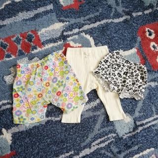 ニシマツヤ(西松屋)の夏用 薄手 ズボンセット 80(パンツ)