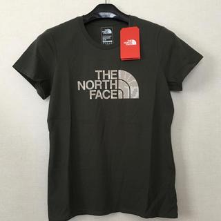 THE NORTH FACE - ノースフェイス レディース ロゴTシャツ Mサイズ