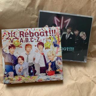 エービーシーズィー(A.B.C.-Z)のA.B.C-Z Reboot!!! 初回盤(ミュージック)