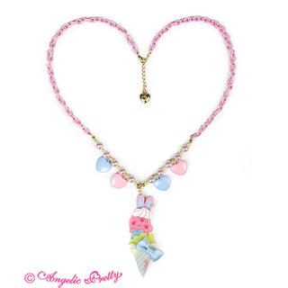 アンジェリックプリティー(Angelic Pretty)のIce Cream Parlor ネックレス(ネックレス)